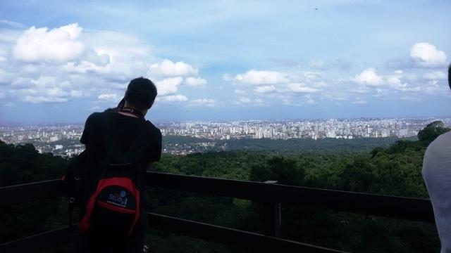 Os melhores ângulos da Pedra Grande - Parque da Cantareira