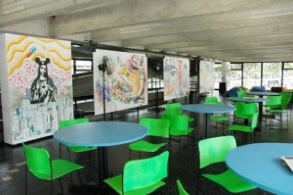 biblioteca em Pinheiros. Foto: Sylvia Masini