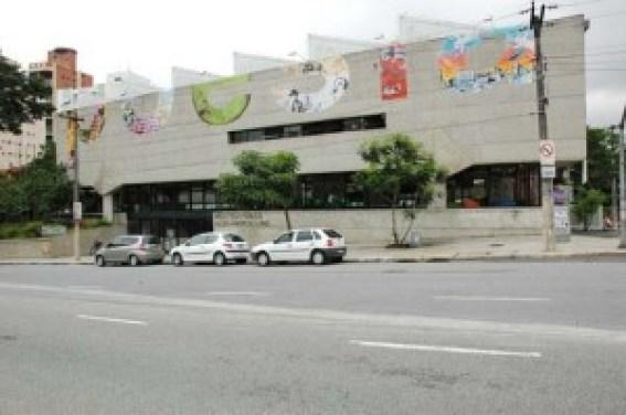 Biblioteca Alceu Amoroso Lima. Foto: Sylvia Masini