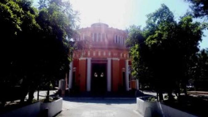 Capela do Cemitério da Consolação, obra de Ramos de Azevedo. Foto: Patrícia Ribeiro/ Passeios Baratos em SP
