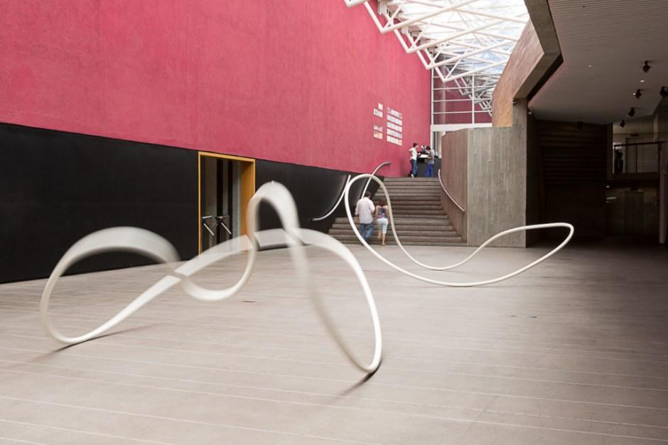 Ambiente do Instituto Tomie Ohtake Foto Ricardo Myiada