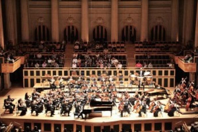 Osesp - Orquestra Sinfônica do Estado de São Paulo. Foto: Divulgação