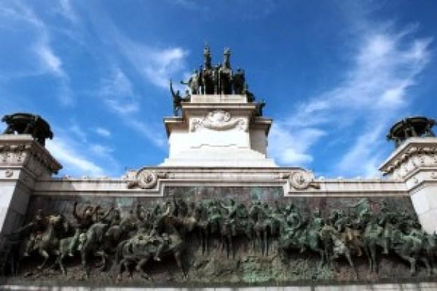 Monumento à Independência Foto: Sylvia Masini