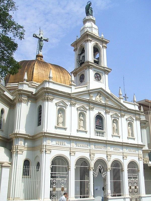 Igreja Nossa Senhora da Achiropita Foto: Wikicommons