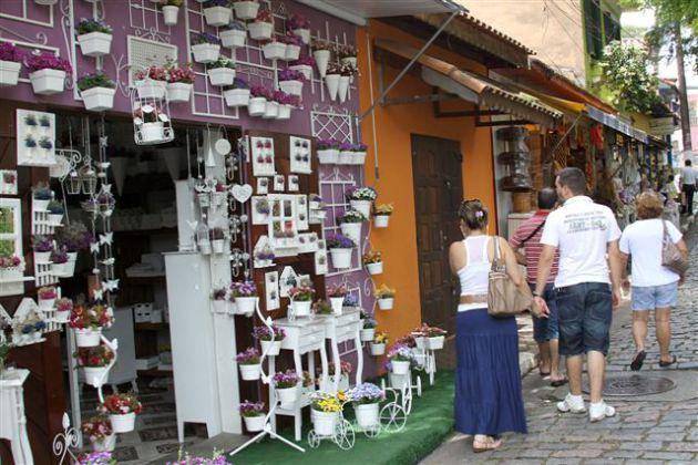 Centro histórico de Embu das Artes Foto: Divulgação