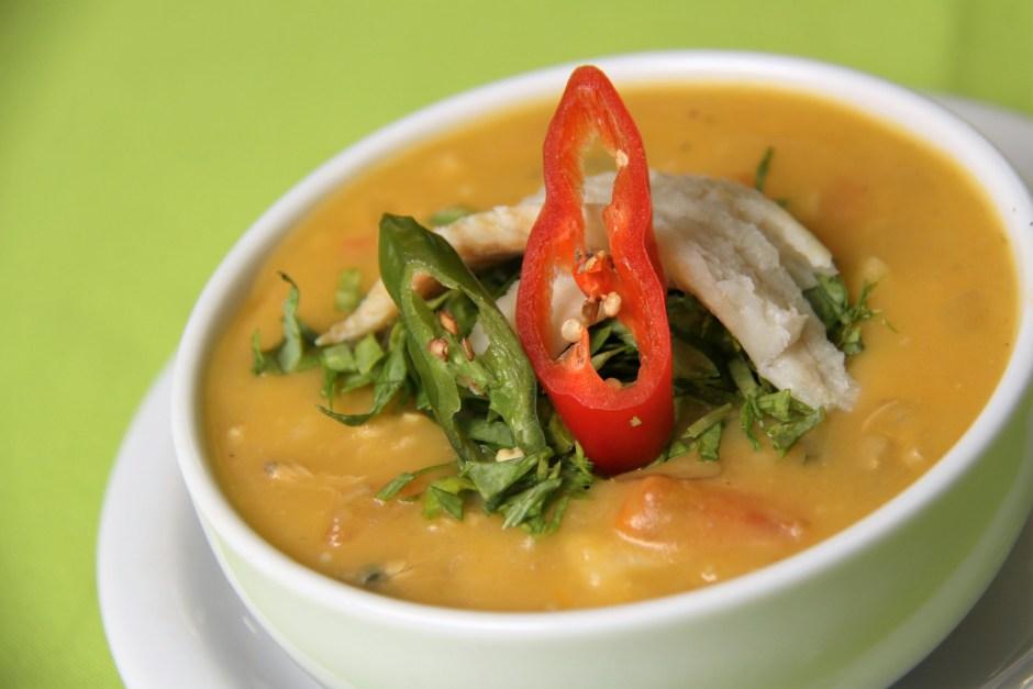 Sopa de Bacalhau - Foto de Eduardo Bacani