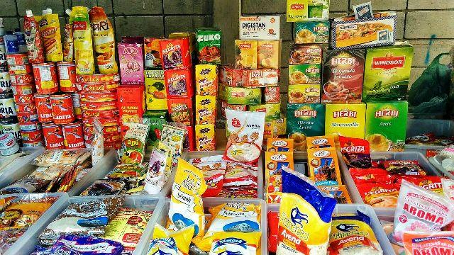 Na Feira Kantuta você encontra variedade de produtos bolivianos Foto: Lígia Bonfanti