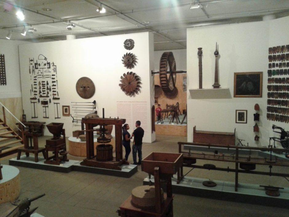 Objetos usados na época da escravidão Foto: Patrícia Ribeiro/Passeios Baratos em SP