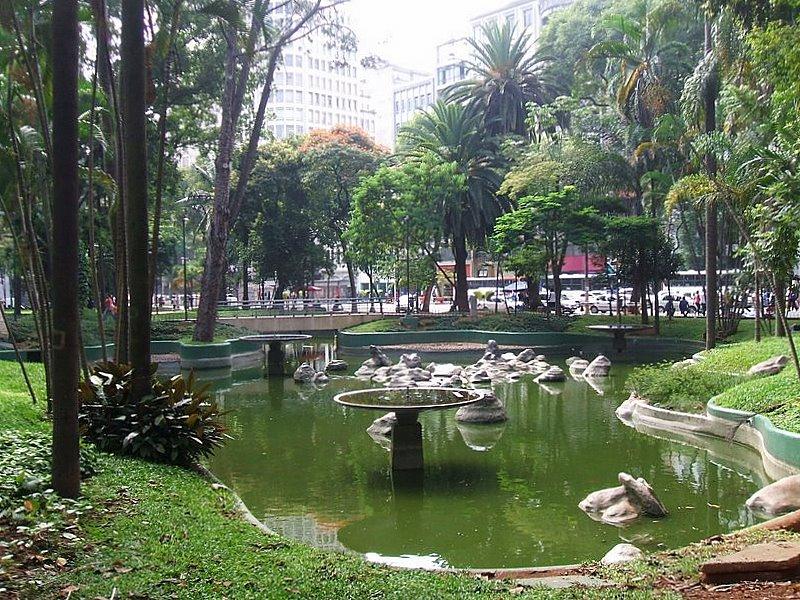 Praça da República Foto: Wikimedia