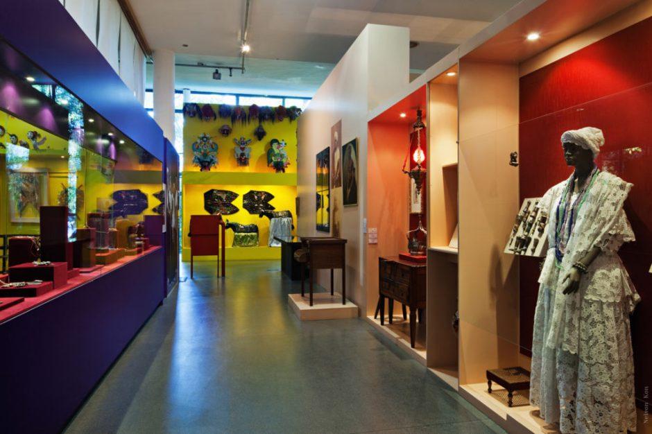 O acervo do Museu Afro Brasil impressiona pela quantidade e organização Foto: Patrícia Ribeiro/Passeios Baratos em SP