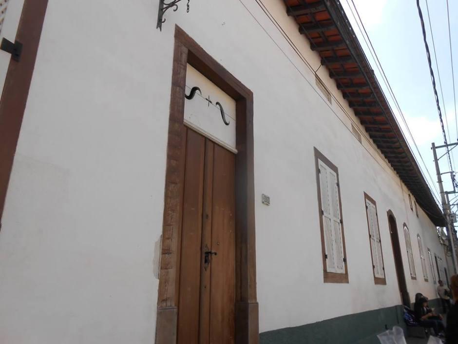 Casas históricas de Santana do Parnaíba Foto: Sueli dos Santos
