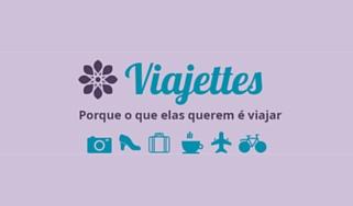 Viajettes logo