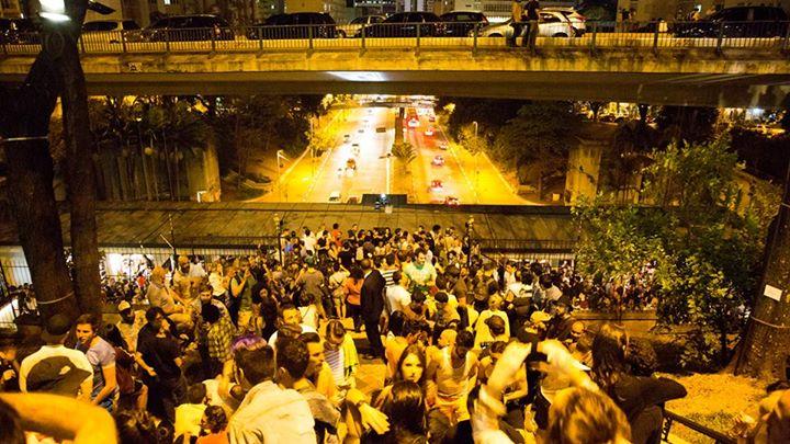 Mirante 9 de Julho tem programação cultural gratuita Foto: Divulgação