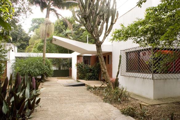 Casa Modernista Foto: Fábio Cintra