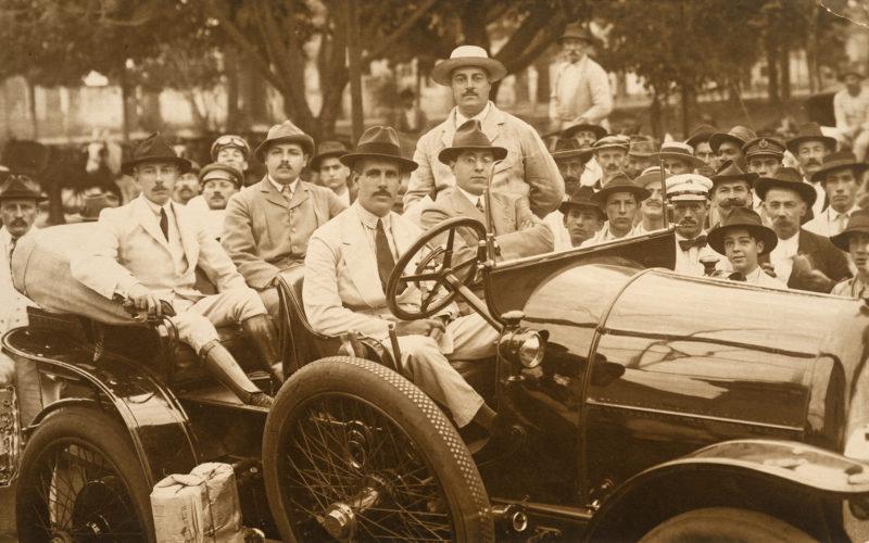 Reproducao documentos Santos Dumont