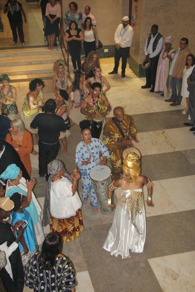 Centro Cultural Africano Foto: Divulgação