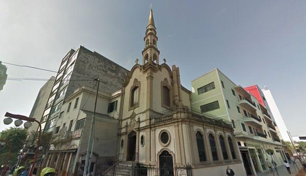 Igreja dos Enforcados Foto: Arquidiocese de São Paulo