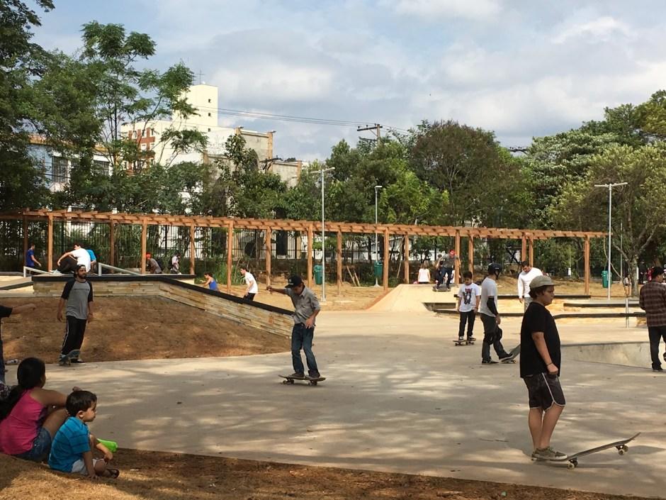 Parque Chácara do Jockey Foto: www.areasverdesdascidades.com.br