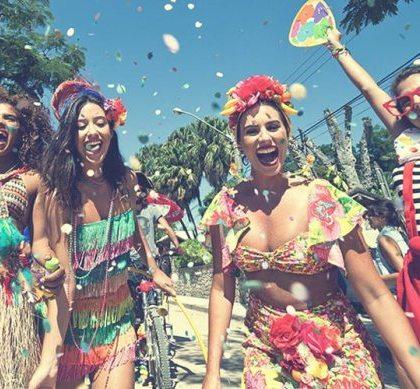 Carnaval de rua Paranapiacaba Divulgação