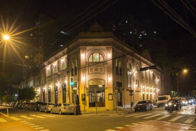 Theatro São Pedro Foto Gal Oppido