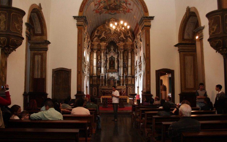 Igreja do Carmo Foto: Visite Mogi