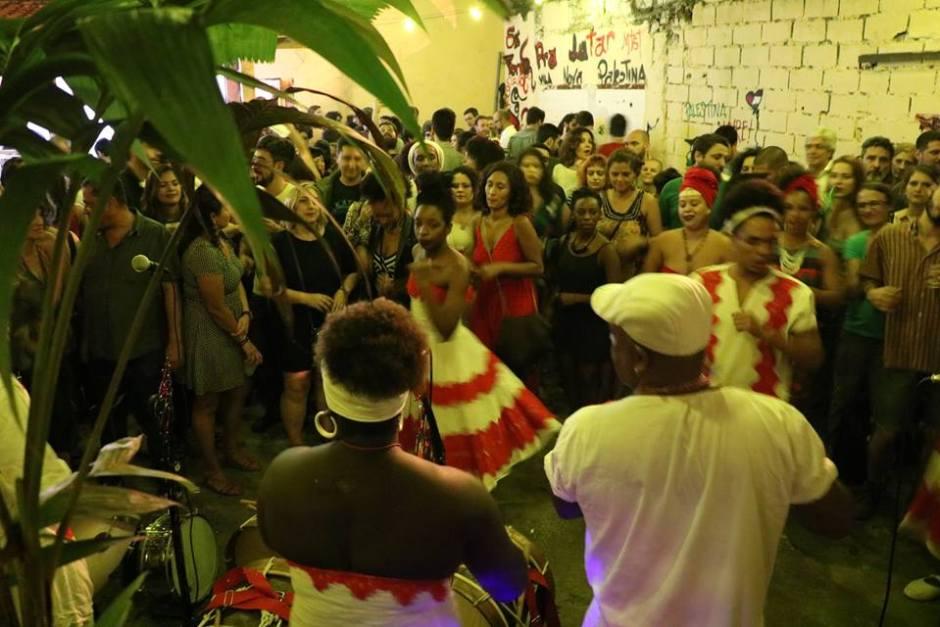 Festa no Al Janiah
