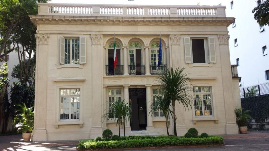 Instituto Italiano de Cultura Divulgação