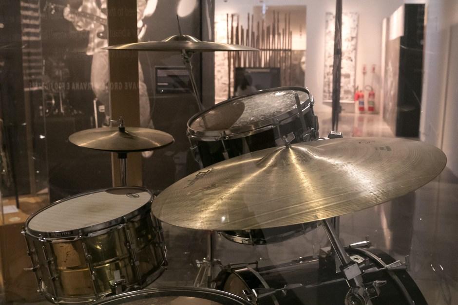 bateria da banda