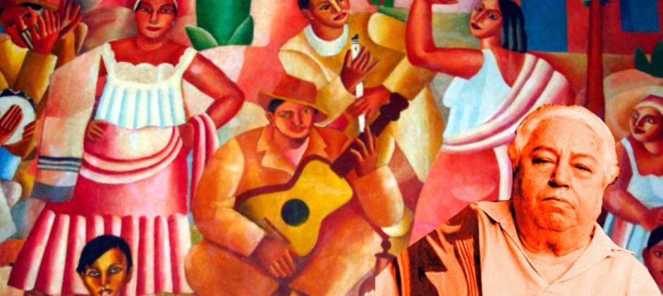 Di Cavalcante e uma de suas obras