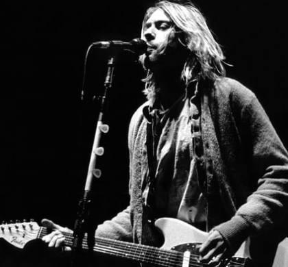 Começa a exposição sobre o Nirvana com mais de 200 peças e  objetos  da banda