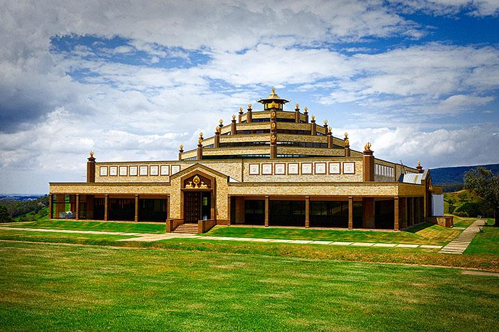 Cabreúva tem atrações naturais, rurais e um lindo templo budista, confira!