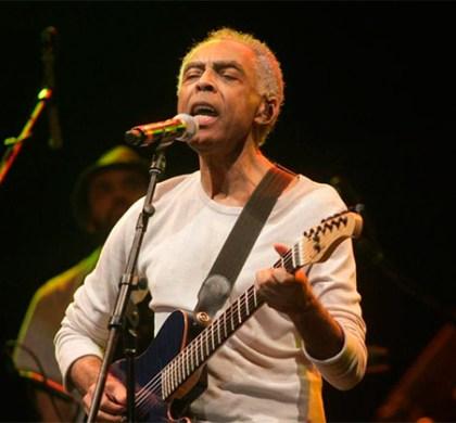 Gilberto Gil é atração do aniversário de São Paulo no Bar Brahma