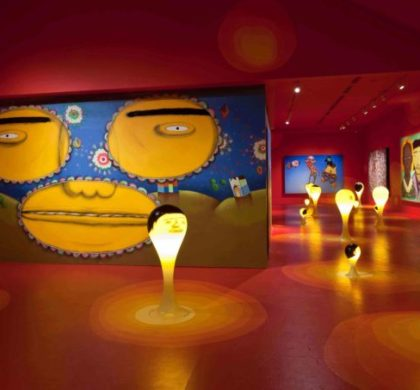 Os artistas  OSGEMEOS vão ganhar uma mostra na Pinacoteca em 2020