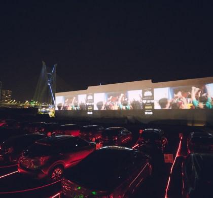 Arena Estaiada Drive-In reúne filmes, teatro infantil e show de Ivo Meirelles