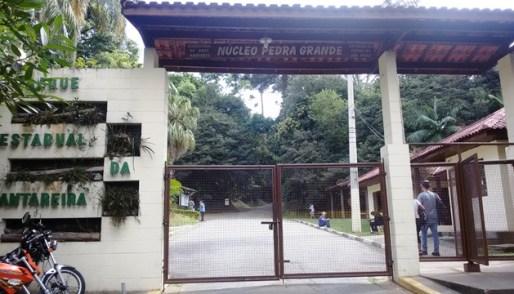Portaria Núcleo Pedra Grande - Parque da Cantareira