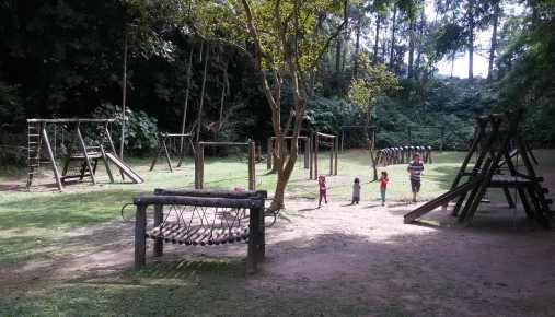Playground - Núcleo Engordador - Foto: Patrícia Ribeiro/ Passeios Baratos em SP