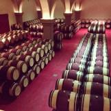 Cantina de uma vinícola