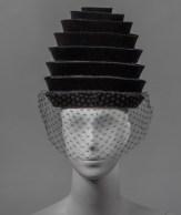 Toque 1957 circa acquisizione: dono Licia Campolmi Frediani