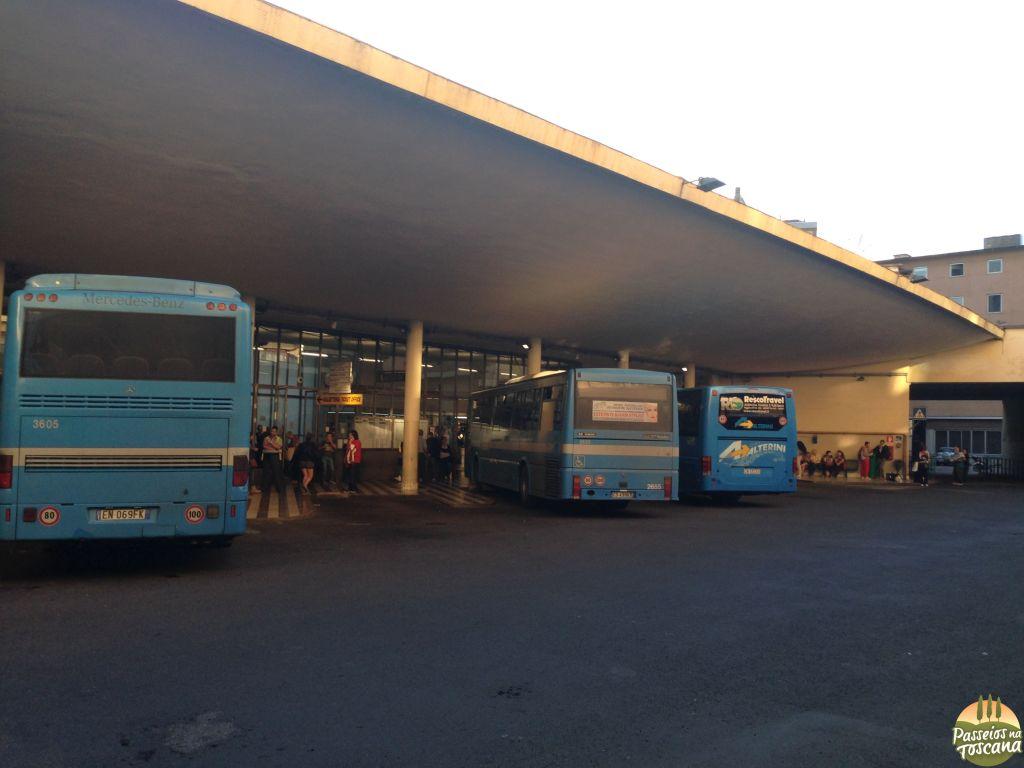 Estação de ônibus de Florença - autostazione