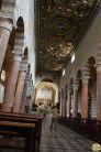 detalhe interno catedral