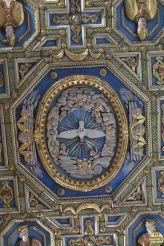 detalhe interno da Catedral