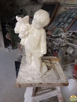 obra em alabastro