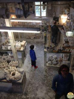 laboratorio de alabastro