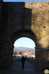 muralha da cidade