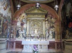 Altar de Santa Catarina