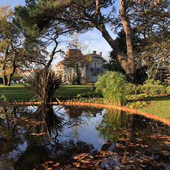 Jardin Louis David