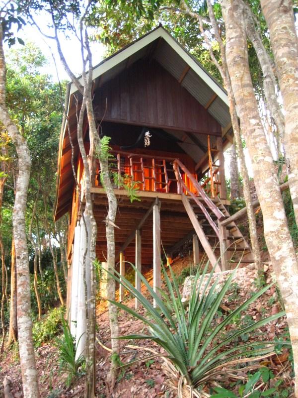 Jungle Hill Bungalows, Koh Jum