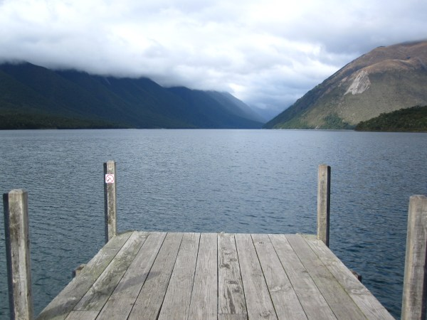Lake Rotoiti, New Zealand