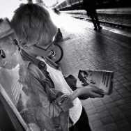 The Tired Reader -           @editoftheday @photooftheday                      by Federico Giusti 4s, 55dslromafilm, ampt_community, blackandwhite, clubsocial, getpopular, igdaily, igers, igersitalia, igerslucca, instagramhub, instagrammer, instaphone, instaprint, insta_shot, iphone, iphone4s, iphoneographer, iphoneography, istagood, jj, passagers, passengers, photooftheday, photostime, picoftheday, statigram, streetphoto_bw, ubiquography, vitacomune,