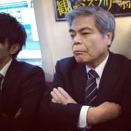 1     by Fran Simó japan, passengers, tokyo, ubiquography,